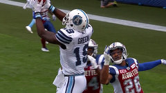Ray to Green gives Argos early lead