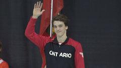 Canada Games: Men's 1M Springboard Diving