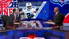 Herm still optimistic about Dallas' running game