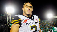 Eskimos acquire All-Star DE Chick from Tiger-Cats