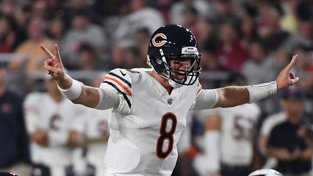 NFL: Bears 24, Cardinals 23