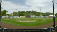 Giving a minor league park the big league treatment