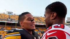NFL: Falcons 13, Steelers 17