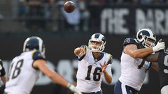 NFL: Rams 24, Raiders 21