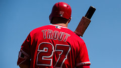 By the Numbers: Mike Trout