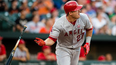 Is Trout's incredible season being overlooked?
