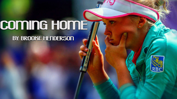 Coming Home - by Brooke Henderson