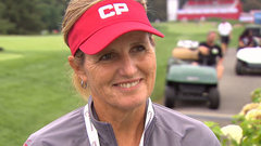 Kane aiming to play more than ceremonial golf at CP Women's Open
