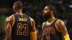 LeBron's reputation at stake with Kyrie situation