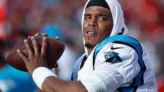 Stephen A. giving Newton 'a mulligan' for last season