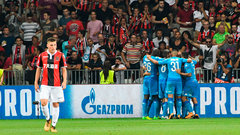 Champions League: Nice 0, Napoli 2