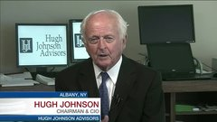 We need more optimism about the U.S. economy: Hugh Johnson Advisors