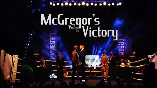 McGregor's Path to Victory