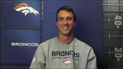 Siemian says it feels good to be named starting QB