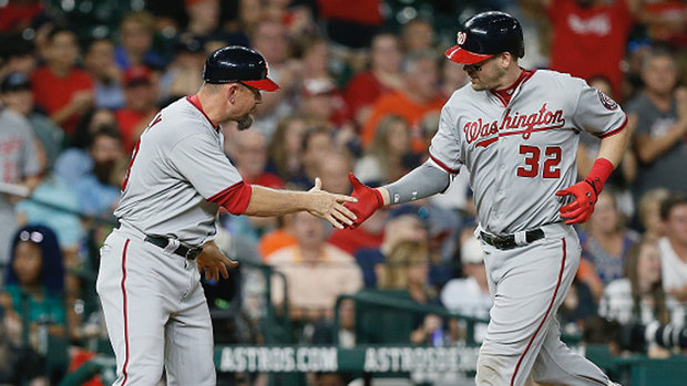 MLB: Nationals 4, Astros 3