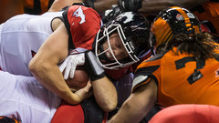 CFL Wired: Week 9 - Stamps grab fourth straight win against Lions