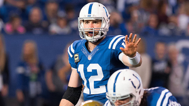 Colts planning for opener without Luck