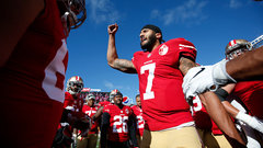 Is Kap's message getting lost in the shuffle?