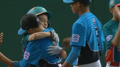 Must See: LLWS opposing coach, players console losing pitcher in heartfelt gesture