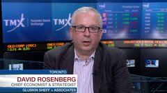 The best news is already priced into the Canadian dollar: Rosenberg