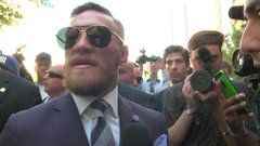 McGregor: 'Any town I touch down on is mine'