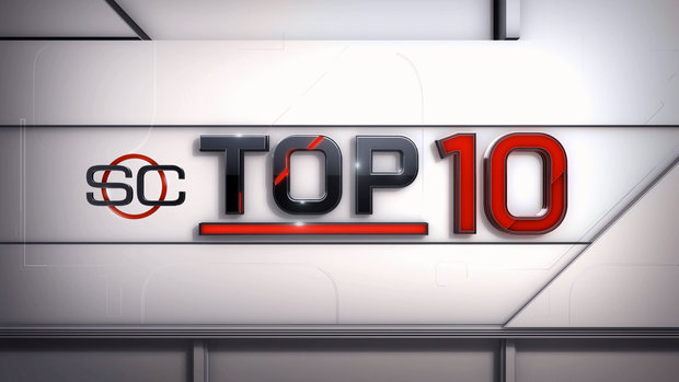 Top 10: Vegas moments