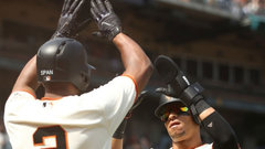 MLB: Brewers 2, Giants 4
