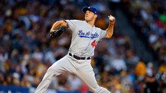 MLB: Dodgers 0, Pirates 1 (10)