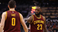 Pierce: Cavs still the team to beat in East