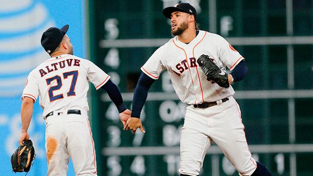 MLB: Nationals 1, Astros 6