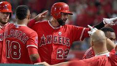 MLB: Rangers 1, Angels 10