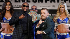 Final Mayweather/McGregor news conference showed class of combat sports