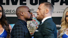 Simmons: Floyd is impossible to get to, I give Conor no chance