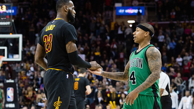 How does trade for IT4 affect LeBron's future?