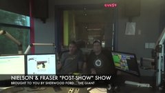 Nielson and Fraser: The 'Post-Show' Show