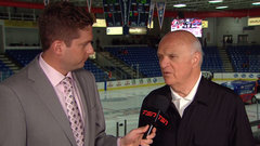 Lamoriello on Leafs prospects: 'We don't have room for a lot of them'