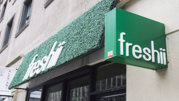 Freshii CEO buys more shares, says company will be the McDonald's of healthy eats