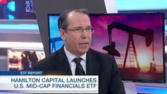 ETF launch: Getting in on the $2-trillion U.S. mid-cap financials sector