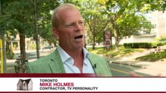 Mike Holmes on how to buy a house