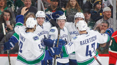 Horvat, Boeser looking to build off late-season success