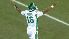 CFL: Roughriders 27, Tiger-Cats 19