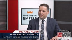 High-grade gold projects and an experienced team at Northern Empire