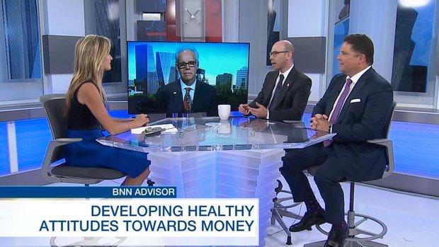 Helping children develop healthy attitudes toward money and saving