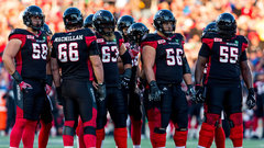 GMC Professional Grade Playbook: Why the o-line are football's unsung heroes