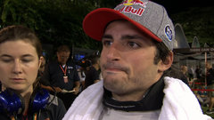 Sainz proud of fourth place finish