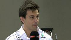 Toto Wolff: 'I guess this is why we love the sport'