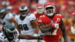 NFL meet Kareem Hunt, superstar in the making