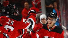 NHL: Capitals 1, Devils 4