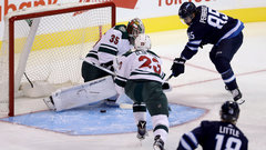 NHL: Wild 3, Jets 2 (SO)