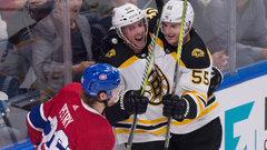 NHL: Canadiens 2, Bruins 3